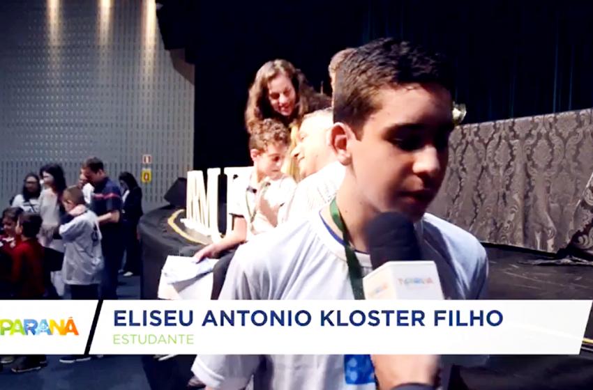 Eliseu Antonio Kloster Filho será homenageado na Câmara de Vereadores de Pitanga