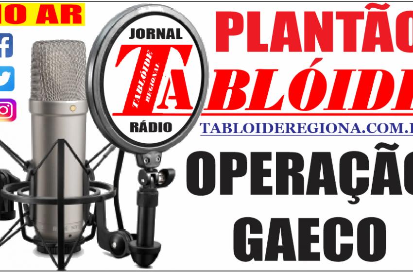 Gaeco cumpre 14 mandados de busca em seis cidades do Paraná. Organização criminosa