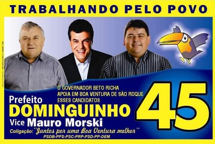 Entrevista em Rádio sobre eleições, gera B.Ó. por difamação em Boa Ventura de São Roque