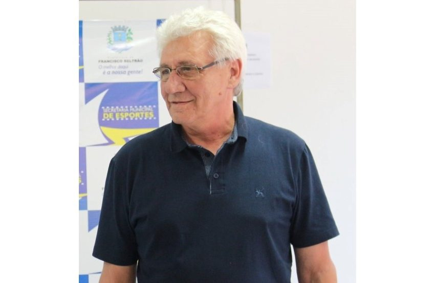 Secretário de Esportes de Francisco Beltrão, Neocir Cipó Nezze, morre por complicações da Covid-19