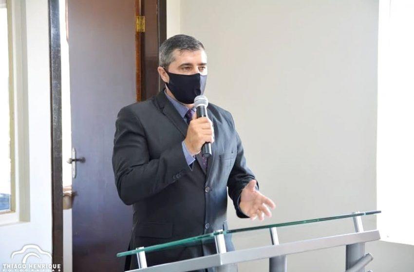 Matiazzo é eleito Presidente da Câmara de Boa Ventura de São Roque