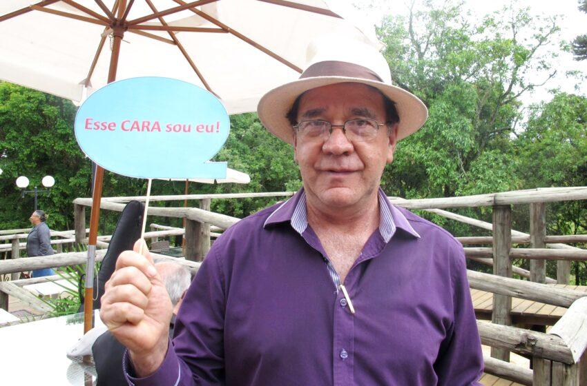 Morre em Curitiba, o ex vice-prefeito e cinegrafista de Pitanga, Professor João Martins de Paula