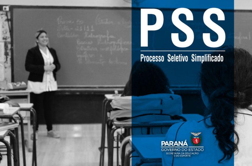 Ministério Público busca a suspensão das provas do PSS no Paraná