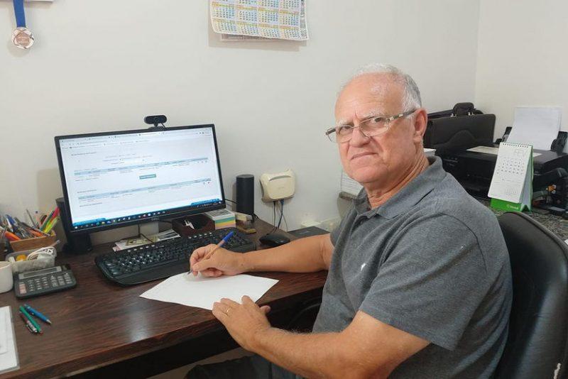 Ex-prefeito Zezinho do Banco de Godoy Moreira, morre aos 64 anos