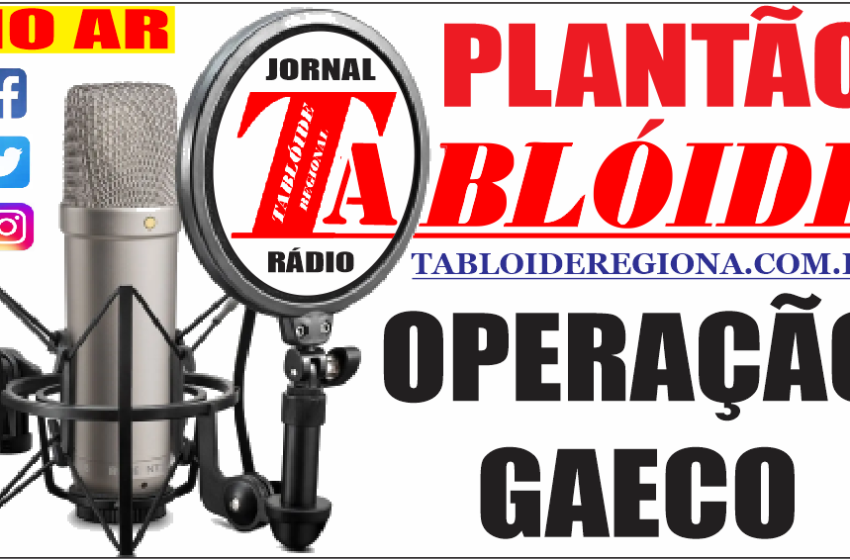Ex-vereador de Campo Largo e uma funcionária do Procon de Araucária foram alvos da Operação Rota 66 do Gaeco