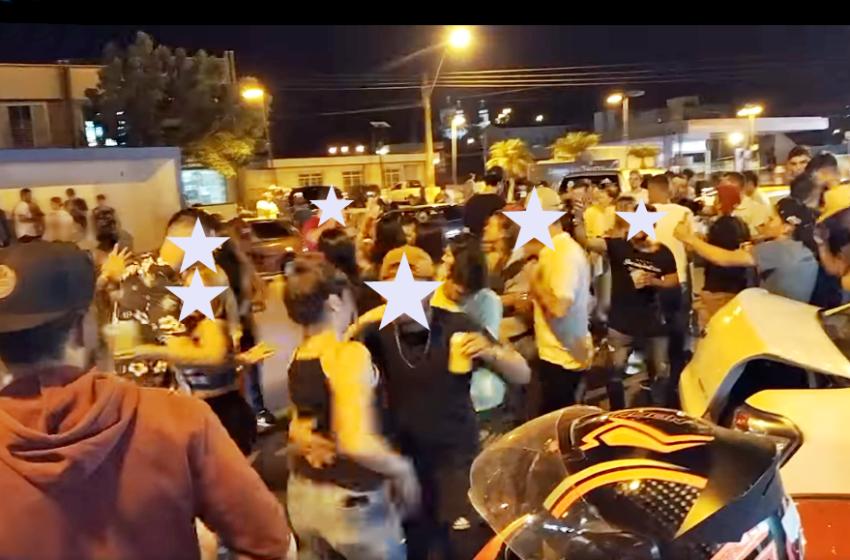 Está proibido as festinhas, churrascos com aglomerações no período de Carnaval em Pitanga