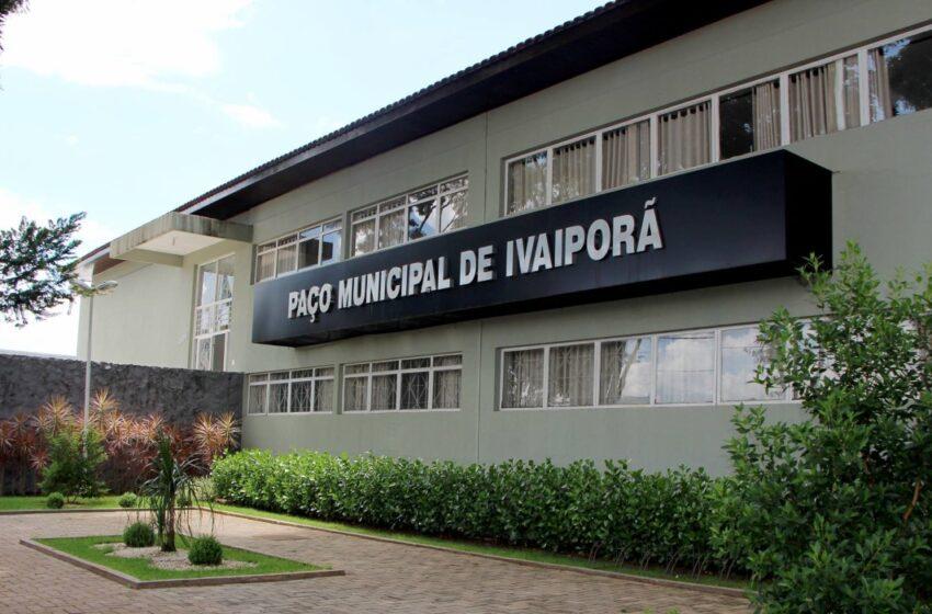 MPPR pede o bloqueio de quase R$ 600 mil de servidores de Ivaiporã por suposta fraude em licitação