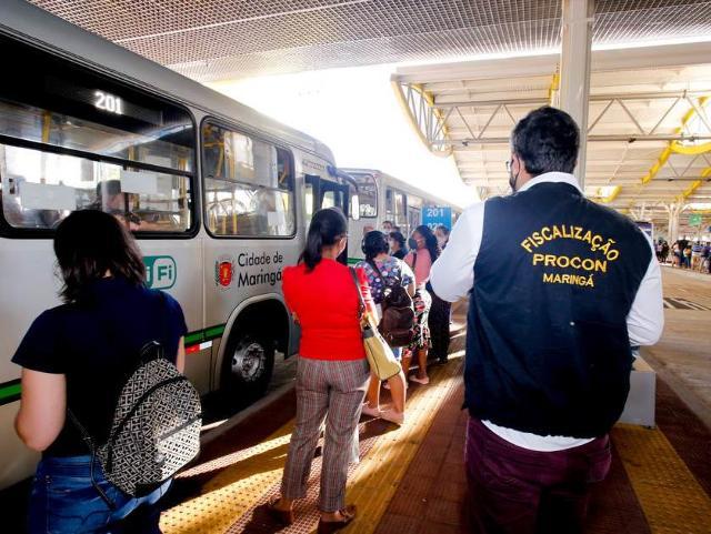 Maringá, Cascavel e Guarapuava recebem recomendações para melhorar transporte