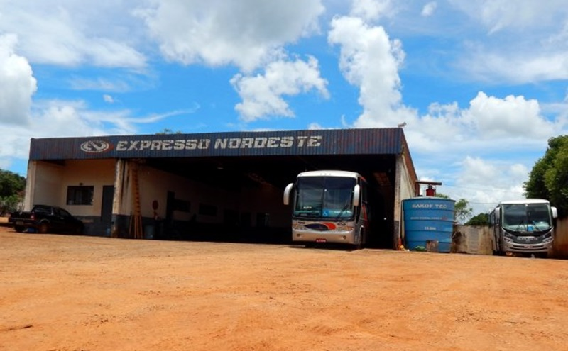 MP requer a interdição do Lavador da Expresso Nordeste em Pitanga
