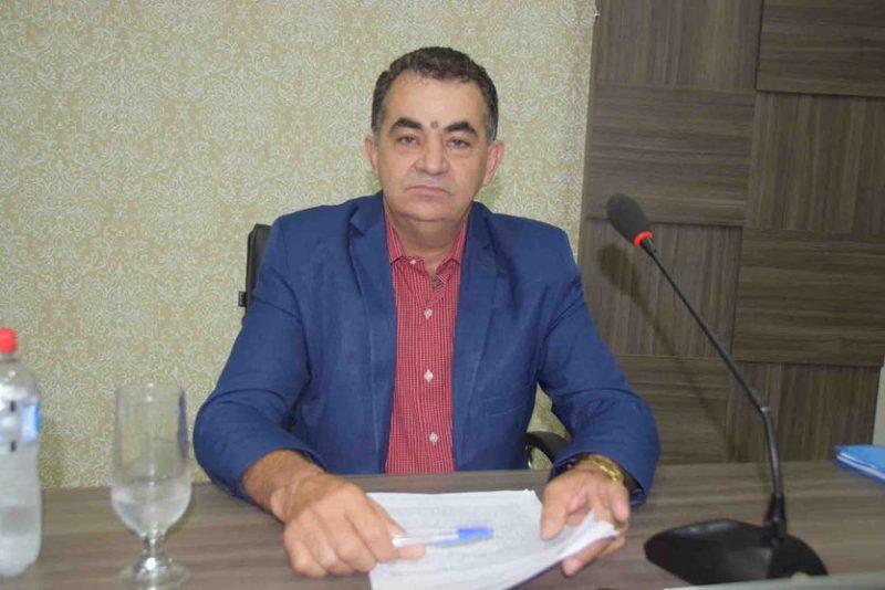 Morre o vereador Zé do Bar, vice-presidente da Câmara de Ivaiporã, vítima da Covid-19