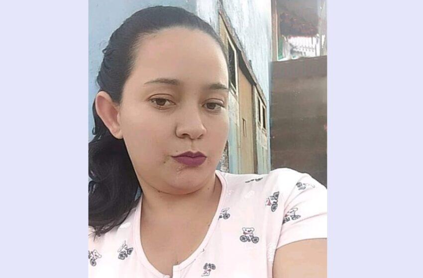 Familiares da mulher morta com um tiro na cabeça em Laranjal, pedem justiça