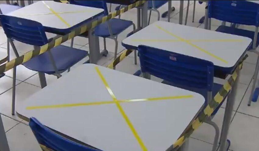 Paraná suspende volta das aulas presenciais nas escolas estaduais; nova data de retorno não foi definida