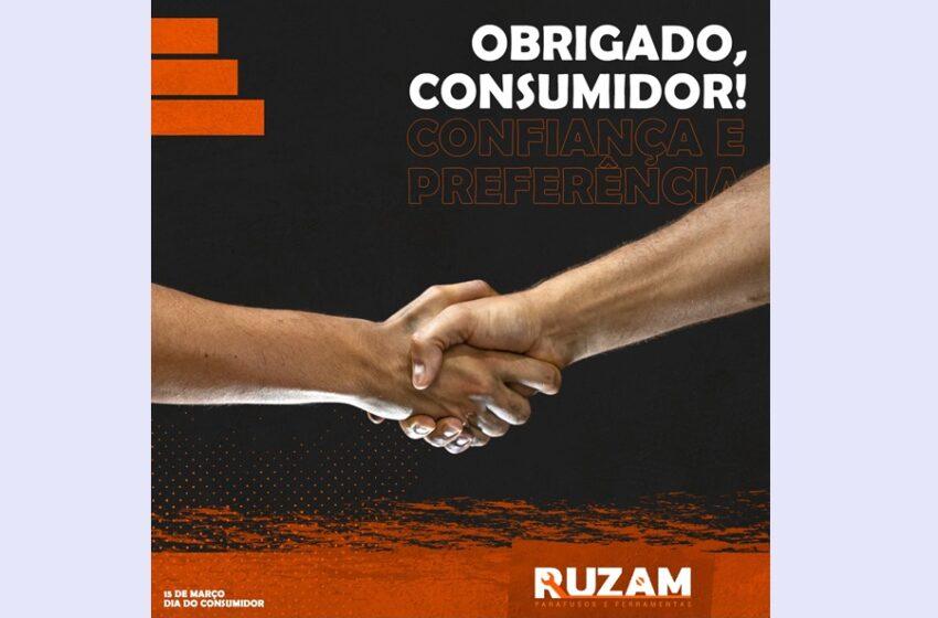Semana do consumidor na RUZAM Parafusos e Ferramentas