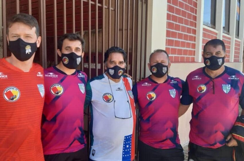 Árbitros de Pitanga e Palmital participam de Pré-temporada para Arbitragem dos Campeonatos Paranaenses 2021 em Palmas/PR