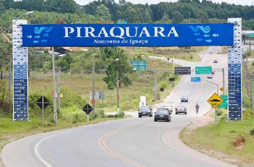 Em Piraquara – Justiça determinou o encerramento das atividades de uma mineradora  que tem prejudicado o abastecimento de água na RMC