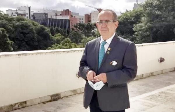 Assembleia decreta luto oficial de três dias em razão do falecimento do deputado Delegado Recalcatti