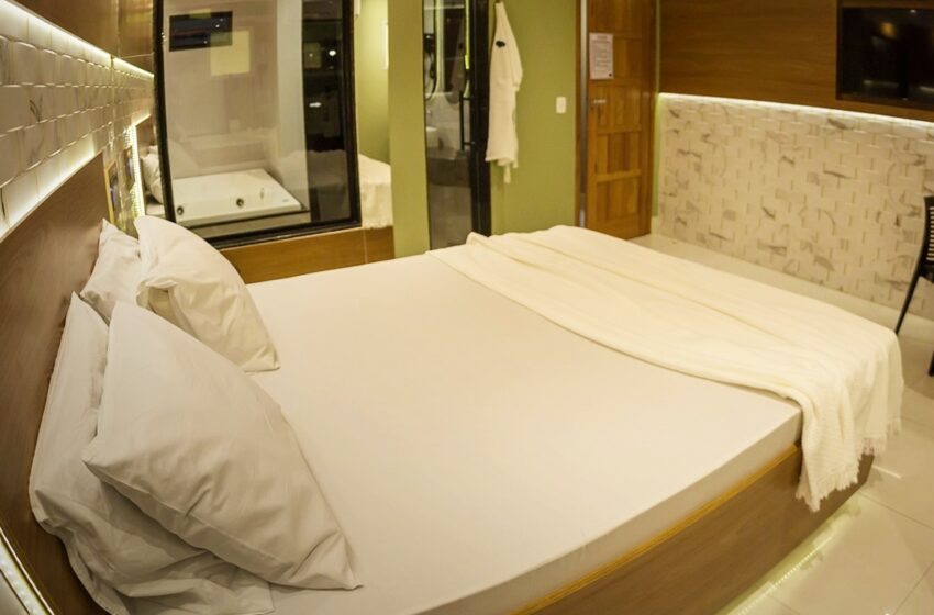 Cliente de Motel de Pitanga furta cobertor após uso do local