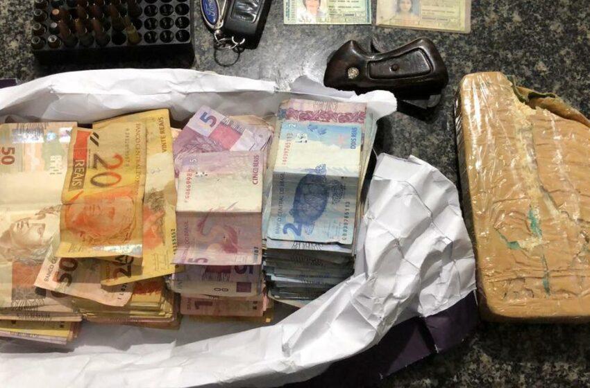 Treze mandados de prisão e sete de busca são cumpridos em operação do MPPR que investiga grupo suspeito de traficar drogas em Curitiba