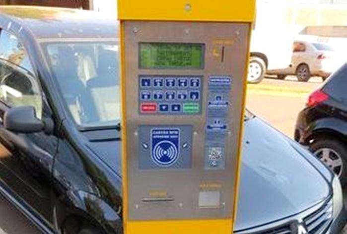Cautelar do TCE-PR suspende licitação de Dois Vizinhos para estacionamento rotativo