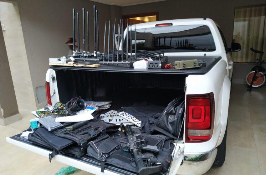MPPR deflagra a Operação Delta para coibir organização criminosa com sede em Colorado e núcleos articulados em mais 11 municípios paranaenses