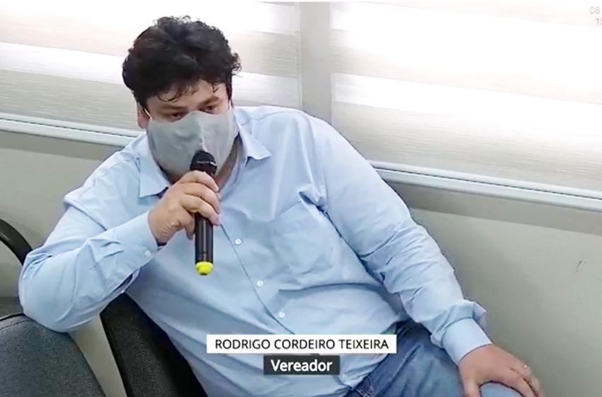 Vereador de Pitanga e Jurídico da Câmara de Santa Maria do Oeste fala que é uma vergonha a resposta do prefeito Oscar sobre o comércio