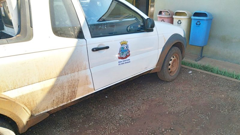 Veículos da Prefeitura de Boa Ventura são identificados após indicação e cobrança de vereadores
