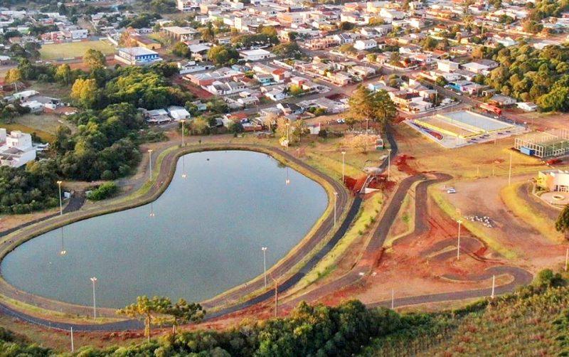 Pista de Kart no Parque do Lago em Pitanga causa perturbação aos moradores das redondezas