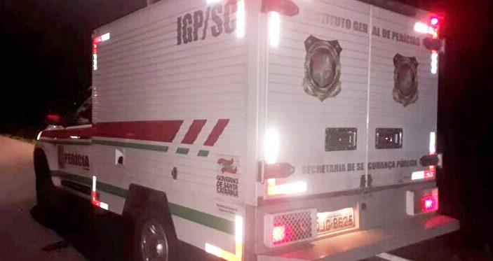Novatebense morre esfaqueado após chegar em casa embriagado na cidade de Joinville SC