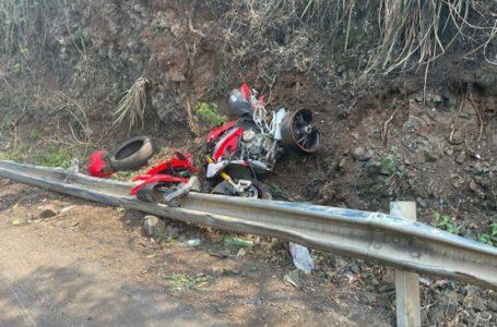 Advogado e Pastor Evangélico morre em acidente com motocicleta entre Luiziana e Iretama